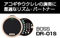 BOSS「DR-01S」